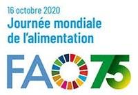 16 octobre 2020 : Journée mondiale de l'alimentation