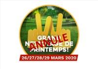 ANNULE Grand Nettoyage de Printemps 2020