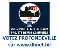 J'aime ma commune : Votez pour Profondeville !