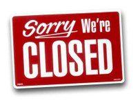 Nos bureaux seront fermés ce mardi 5 mars 2019