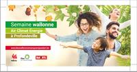 Semaine wallonne Air Climat Energie à Profondeville